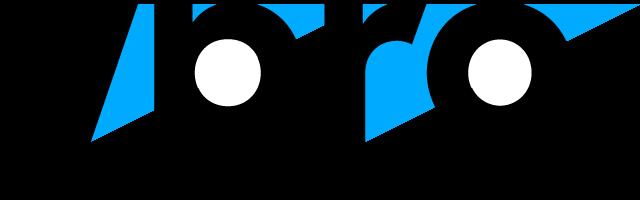 Het nieuwe VPRO logo
